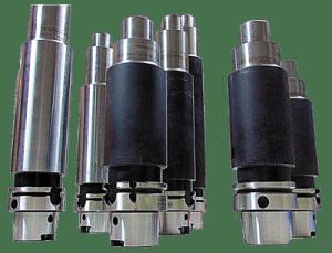 HSK Aufnahme, Werkzeugaufnahme, Schleifscheibenaufnahme