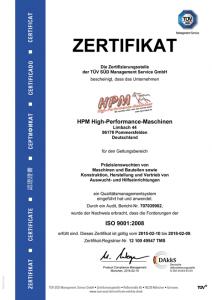 HPM-ISO-9001