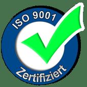ISO 9001-Zertifiziert